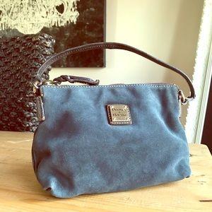 Rare Find 💙 Blue Dooney & Bourke Bag